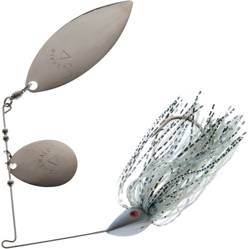 Hoppy's Tandem Emerald 1/2 oz. Spinnerbait
