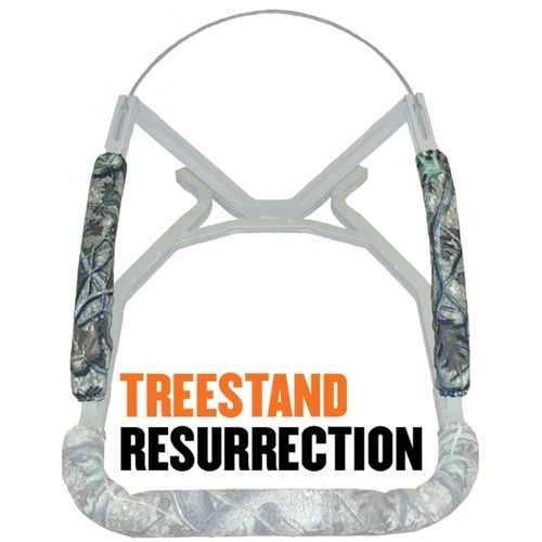 Cottonwood Outdoors Weathershield Treestand Resurrection 18 in Arm Rail Pads 2-Pack - view number 1