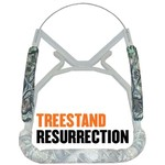 "Cottonwood Outdoors Weathershield Treestand Resurrection 18"" Arm Rail Pads 2-Pack"