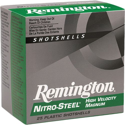 Display product reviews for Remington Nitro-Steel 12 Gauge High-Velocity Magnum Loads