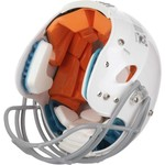 Schutt Boys' Recruit Hybrid Football Helmet - view number 4