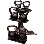Body-Solid 3-Pair Kettlebell Rack - view number 3