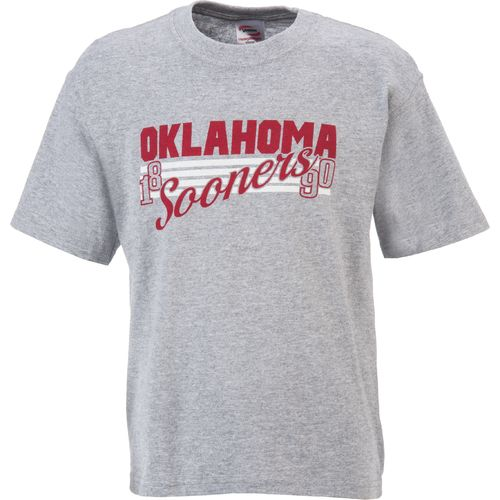 Viatran Boys' University of Oklahoma Full Melon T-shirt