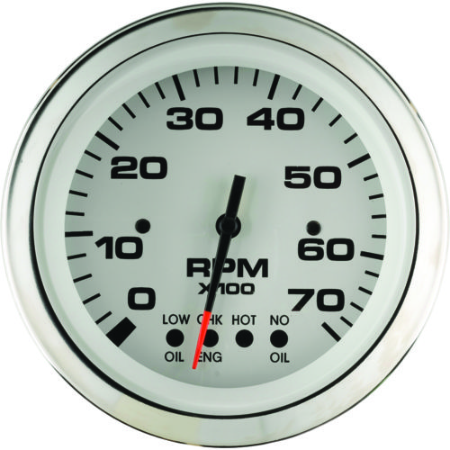 "SeaStar Solutions System Check 3"" Tachometer"