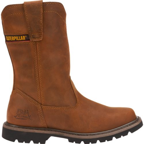 CAT Men s Wellston Pull-On Boots