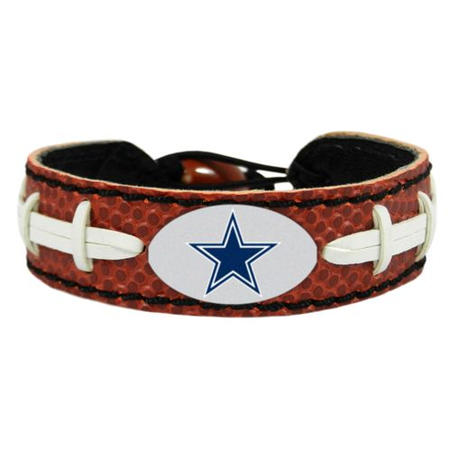GameWear Dallas Cowboys Classic NFL Football Bracelet