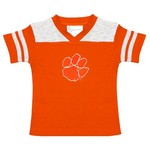 Atlanta Hosiery Company Toddlers' Clemson University Football Shirt