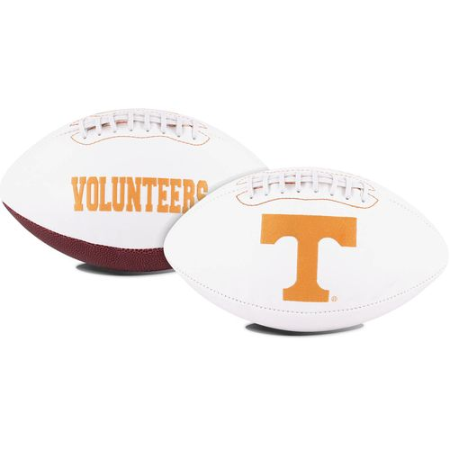 Jarden Sports Licensing University of Tennessee Signature Series Full Size Football with Autograph P