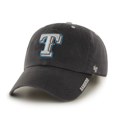 '47 Men's Texas Rangers Ice Clean Up Cap