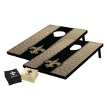 Wild Sports New Orleans Saints Tailgate Beanbag Toss