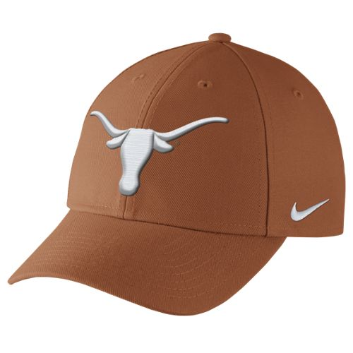 Nike™ Men's University of Texas Dri-FIT Wool Classic Cap