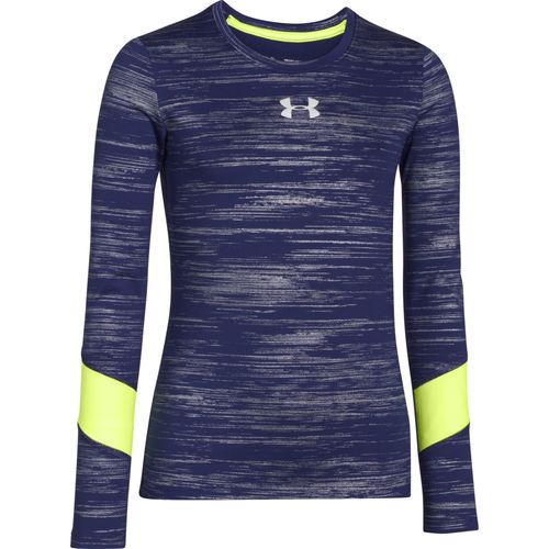 Under Armour™ Girls' ColdGear® Long Sleeve Shirt