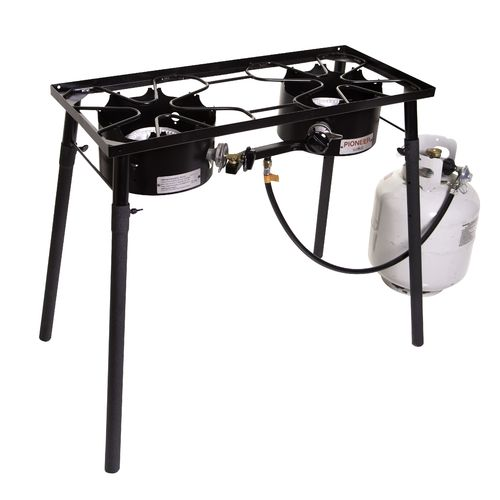 Camp Chef Pioneer 2-Burner Stove