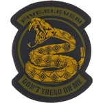 5.11 Tactical Don't Tread On Me Patch