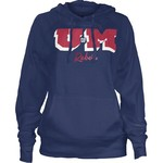 Three Squared Women's University of Mississippi Dirty Bird Hoodie