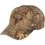 Game Winner® Men's Basic Realtree Deer Skull Twill Hat