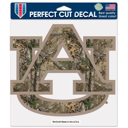 WinCraft Auburn University Perfect Cut Camo Decal - view number 1