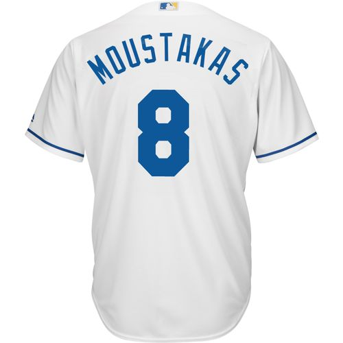 Majestic Men's Kansas City Royals Mike Moustakas #8