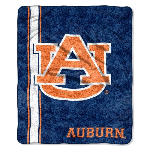 The Northwest Company Auburn University Jersey Sherpa Throw