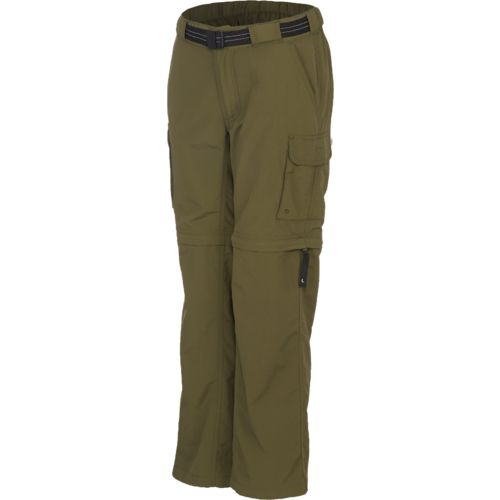 Magellan Outdoors™ Boys' Back Country Zipoff Nylon Pant