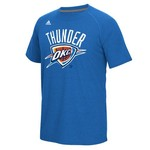 adidas™ Men's Oklahoma City Thunder climalite® Tip Off Quick Draw Ultimate T-shirt
