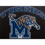 "Stockdale University of Memphis 8"" x 8"" Vinyl Die-Cut Decal"