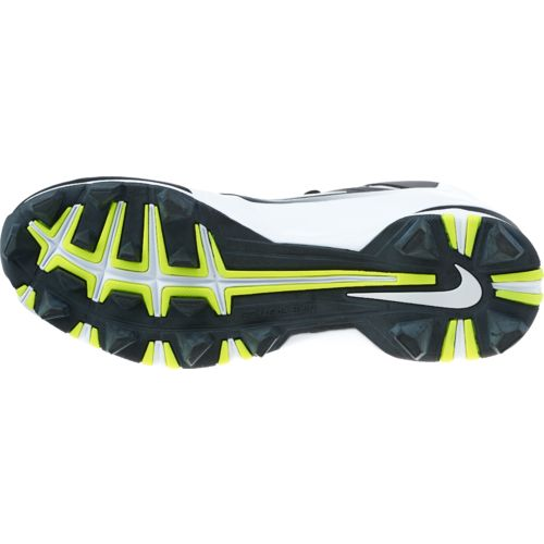 Nike Men's Huarache 2KFilth Keystone Mid Baseball Cleats - view number 5