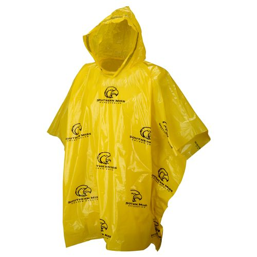 Storm Duds Men's University of Southern Mississippi Lightweight Stadium Poncho