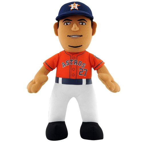 Bleacher Creatures™ Houston Astros José Altuve #27 Plush Figure