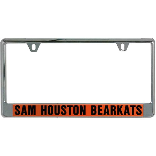 Stockdale Sam Houston State University Mirror License Plate Frame