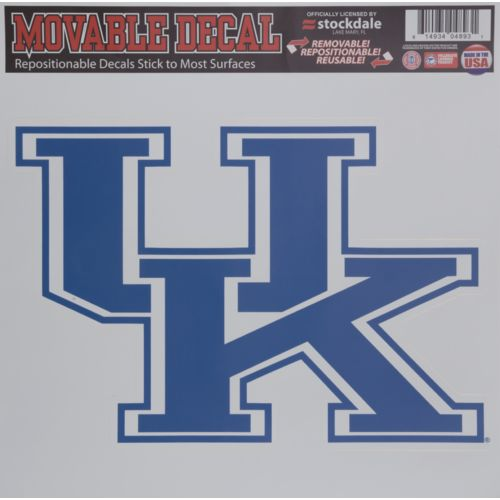 Stockdale University of Kentucky Single Logo Decal