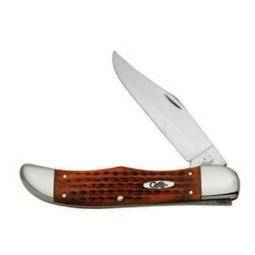Case® Cutlery Pocket Worn Harvest Bone Folding Hunter Knife