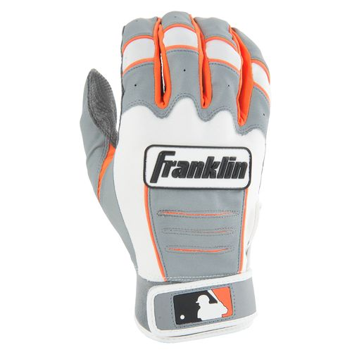 all orange batting gloves