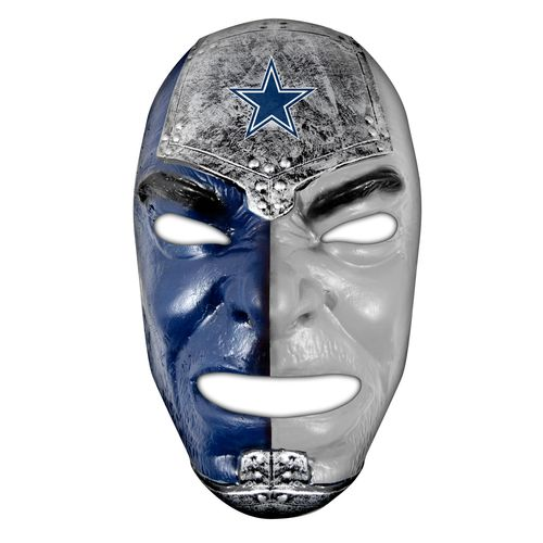 Franklin Adults' Dallas Cowboys Fan Face Mask