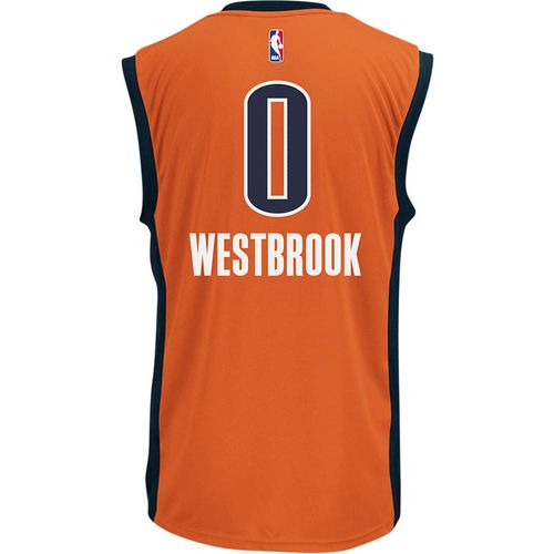 adidas™ Men's Oklahoma City Thunder Russell Westbrook #00 Replica Jersey
