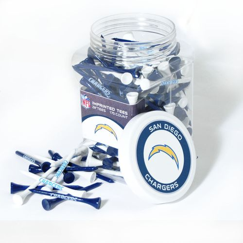 Team Golf San Diego Chargers Tees 175-Pack - view number 1