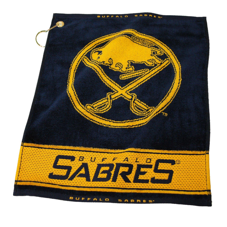 Team Golf Buffalo Sabres Woven Towel