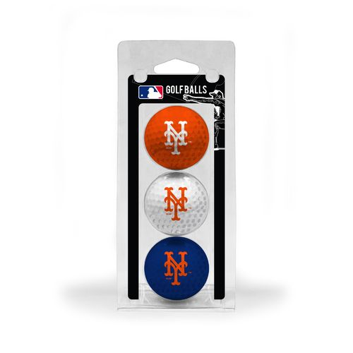 Team Golf New York Mets Golf Balls 3-Pack - view number 1