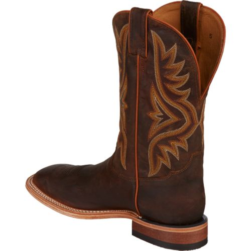 Tony Lama Men's Worn Goat Americana Western Boots - view number 3