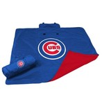 Logo Chicago Cubs All-Weather Blanket