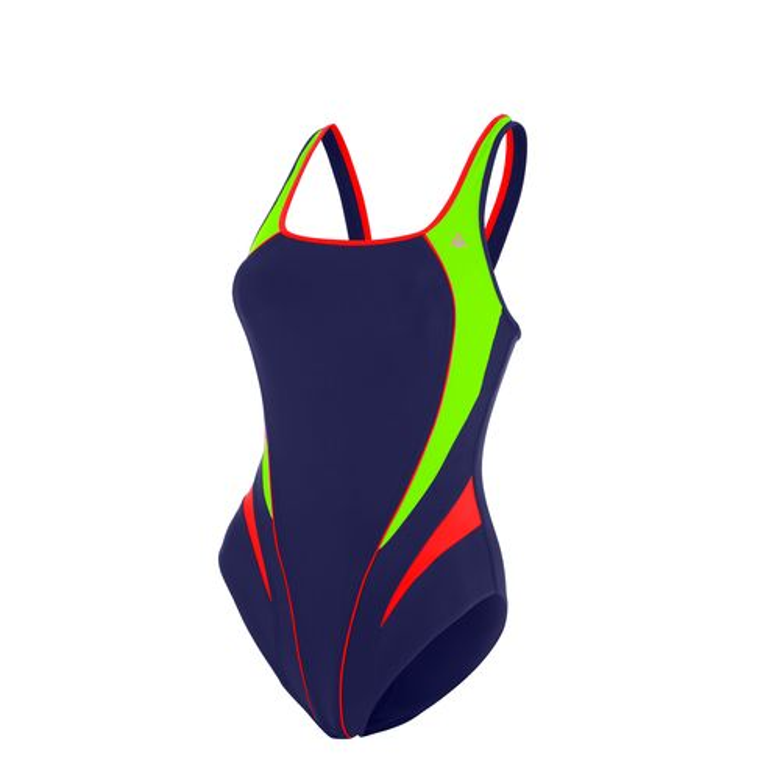 Aqua Sphere Women's Lita 1-Piece Fitness Swimsuit