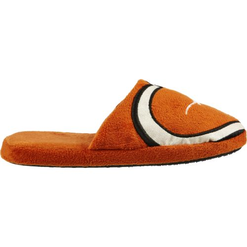 Team Beans Women's University of Texas Glitter Slide Slippers