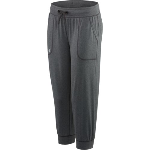 Display product reviews for Under Armour Women's UA Tech Solid Capri Pant