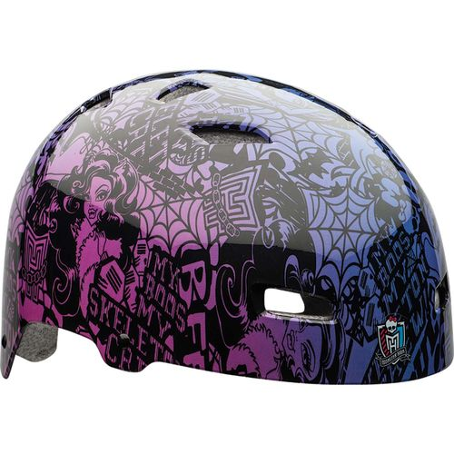 Bell Youth Monster High Bike Helmet - view number 1
