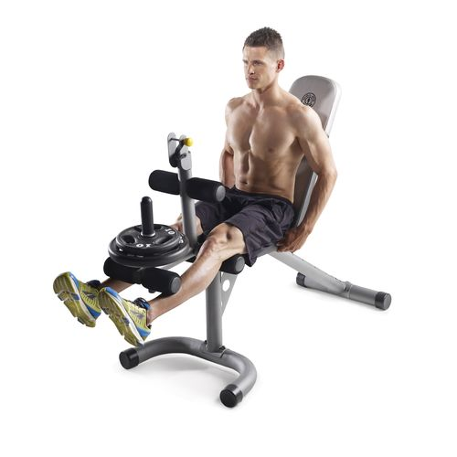 Gold's Gym XRS 20 Olympic Workout Bench - view number 3