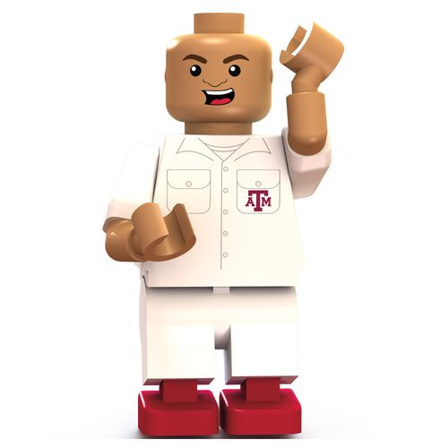 OYO Sports Texas A&M University Ultimate Fan Minifigure