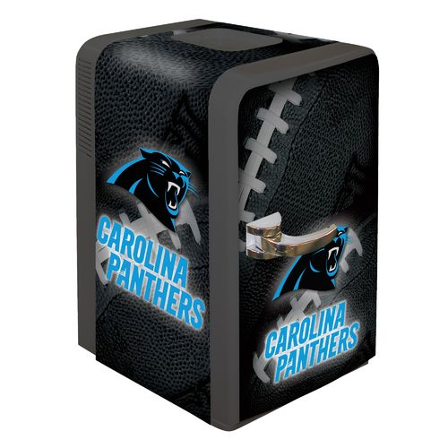 Boelter Brands Carolina Panthers 15 qt. Portable Party Refrigerator