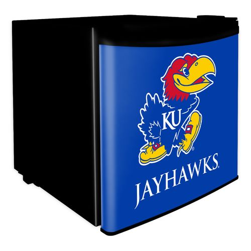 Boelter Brands University of Kansas 1.7 cu. ft. Dorm Room Refrigerator