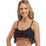 Reef Juniors' Breeze Crop Top Sports Bra Swim Top