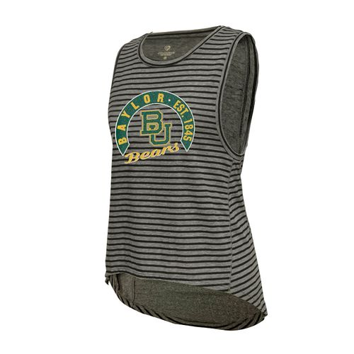 Colosseum Athletics™ Women's Baylor University Stay In Your Lane Tank Top